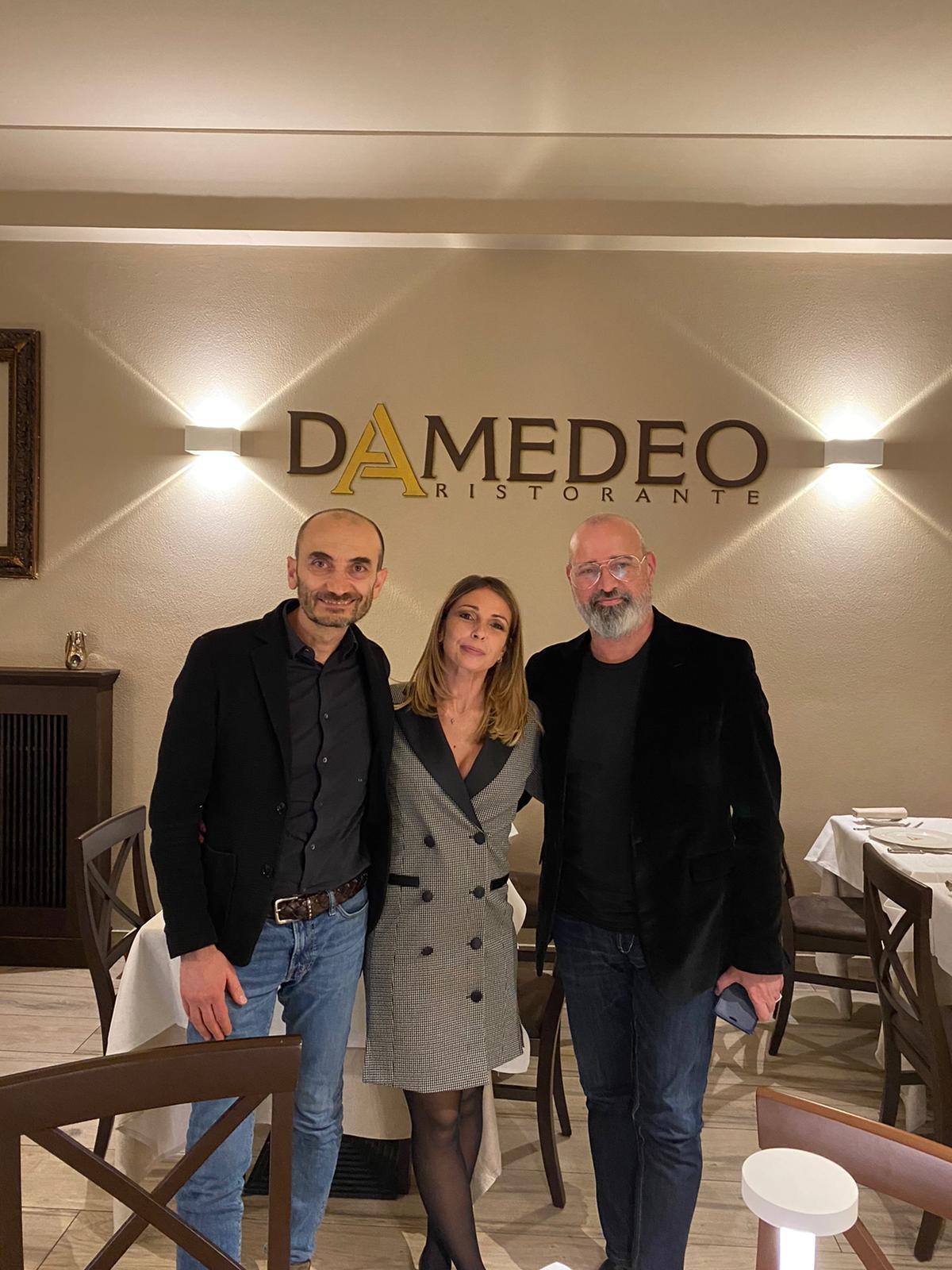 Stefano Bonacini e Claudio Domenicali